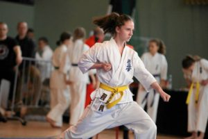 Wanneer heeft u de training start martial arts ?
